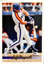 MLBカード 93UPPERDECK Jeff Bagwell #256 ASTROS