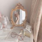 Classic ribbon mirror
