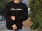 ThreeArrows スウェット(black)