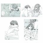 ふせでぃ / ポストカードセット(4枚組)