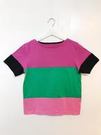 Colorful Tee【カラフル2WAY Tシャツ】09