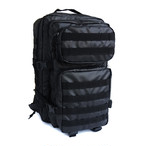 【連休Special price 】assault bag pack  PU coating  medium