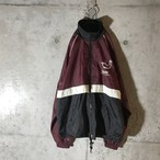 [ used ] enge swithing nylon jacket
