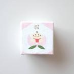 手摺型染め小箱 金平糖セット「昔話シリーズ」