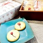 桜のバターサブレ