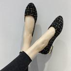 【shoes】チェック柄超人気合わせやすいパンプス26883261