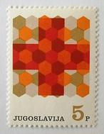 赤十字 / ユーゴスラビア 1968