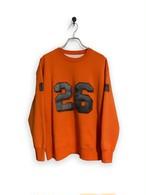Original Sweatshirt /numbering/orange
