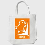 birdorange わしかオリジナルトート(白orベージュ)※送料無料