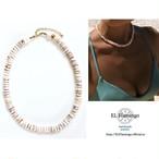 PUKA shell Necklace / 14KGF