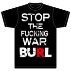 Stop The Fucking War Tee