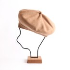 mature ha./beret top gather big mocha