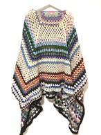 LIOT Docking Knit Poncho