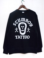SCUMBOY TATTOO HEAVY SWEAT