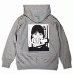 "MANAGE*DESTROY / KYNE ""C&P HOODY GRAY"