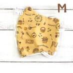 【おおやまとみこ】立体布マスク(キッチン)・レディースサイズ/マスク