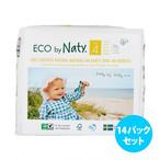 [14パックセット] Naty by Nature Babycare 紙おむつパンツ(サイズ 4~6)