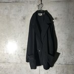 [used] beautiful black thin jacket