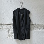 【CINOH】BACK SEE THROUGH BLOUSE