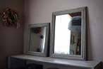 浮様Wide frame mirror (900×700)