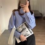 マージュフォックスファーシャツ シャツ 韓国ファッション
