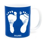 ai mug   B-type (BLUE)