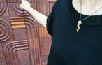 あわぶくネックレス/ Bubbles necklace