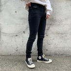 """MORI PLUS PLUS"" Skinny Pants(Black)"