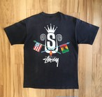 OLD STUSSY ONE WORLD ONE LOVE Tee