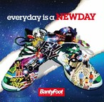 every day is a NEW DAY / BantyFoot