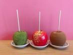 りんご飴(3個セット)