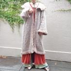 Vintage long knit gown/ヴィンテージ ロング ニット ガウン