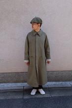 Yarmoヤーモ SHOP COAT ショップコート カーキ size 38