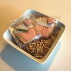 カップケーキ型+ハート型クッキー