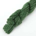 コリデール緑 ゲージ用糸サンプル (corri1)手紡ぎ毛糸オーダー(送料込)