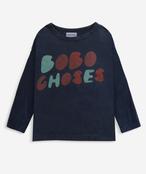 【Bobo Choses】 long sleeve T-shirt