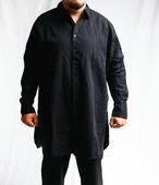 CASEY CASEY - Double odem shirt(oversized) - 11HC 108