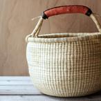 ガーナの手編み ボルガバスケット / 大 6