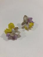 【hanairo aiki】bouquet イヤリング
