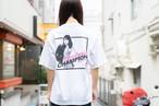 【Tシャツ】里歩SUPER ASIA