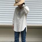 Liyoca タイプライタードレスシャツ OYS【19AW】