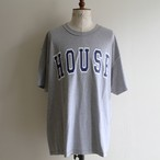is-ness music【 mens 】house tee