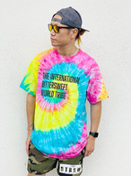 BS INTERNATIONAL WORLD TRIBE Tie-Dye Tee