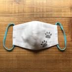 レディースSilver子ネコに踏まれるDisk1オリジナル立体マスク