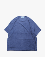 "EACHTIME. Pile T-Shirt ""Big""  Smoke Blue"