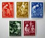 児童福祉 / オランダ 1962