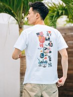 Town map S/S TEE (NYC)