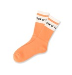 【SON OF THE CHEESE】POOL SOX(ORANGE)