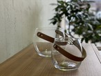 ガラスポット|H10cm/デンマーク