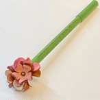 【オンラインショップ限定価格】お花ボールペンNo.549(花色ピンクカラー)